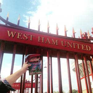 West Ham United FC, London, UK